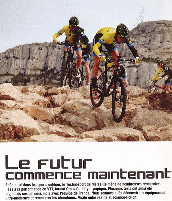 Le Futur commence maintenant – Vélo Vert Juin 2016