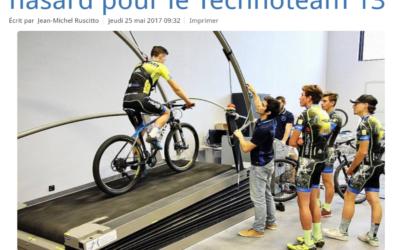 La Marseillaise : pas de place au hasard pour le Technoteam 13